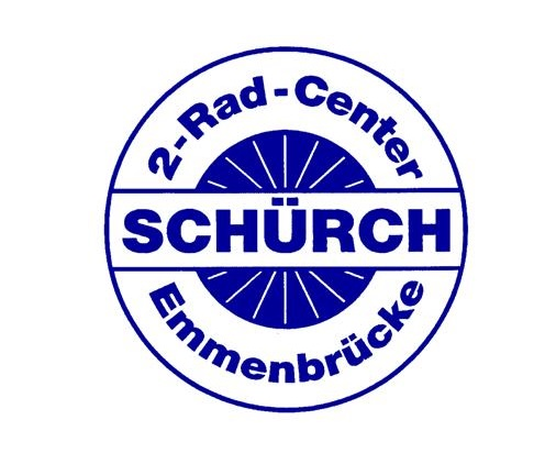 Logo SCHÜRCH 2-Rad Center