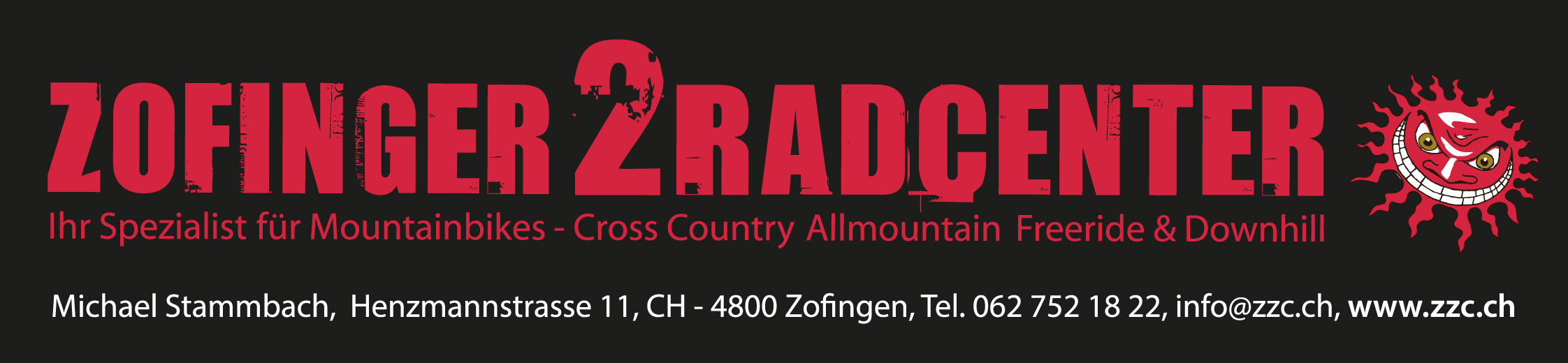 Logo Zofinger 2Rad Center